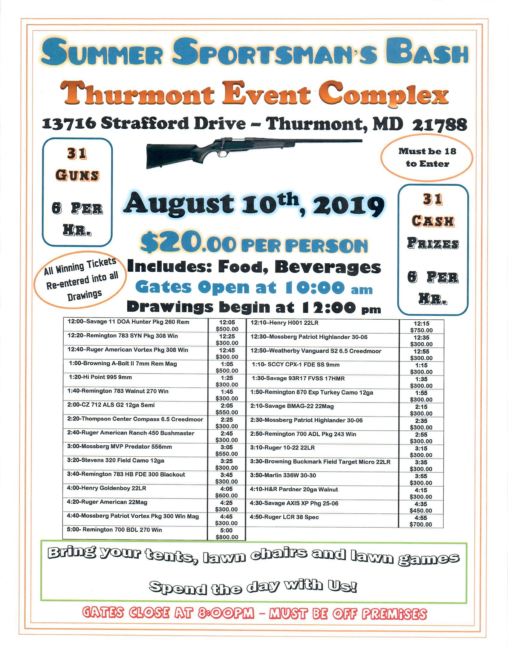Thurmont Event Complex
